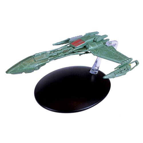 Star Trek Starships Klingon D-5 Die-Cast with Collector Magazine #102