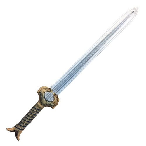 Wonder Woman Movie Sword SWAT Plush Roleplay Weapon