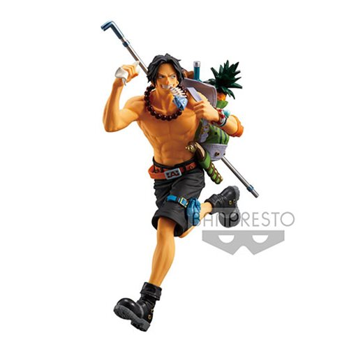 One Piece Portgas D.Ace Statue