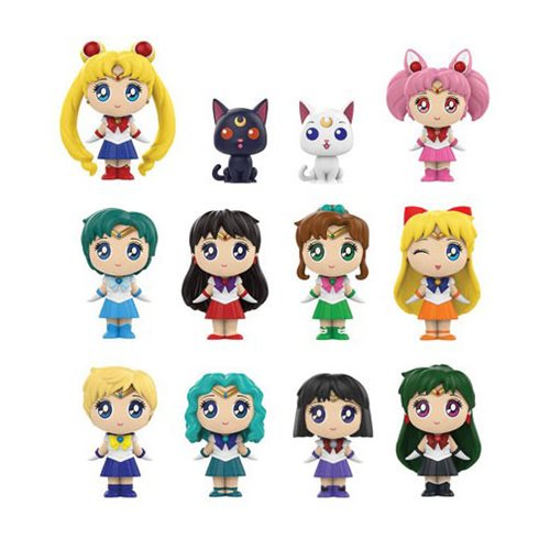 Sailor Moon Series 1 Mystery Minis Display Case
