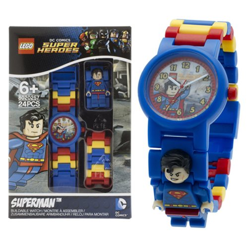 LEGO Superman Link Watch