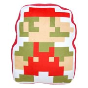 Super Mario Bros. 8-Bit Mario Pillow