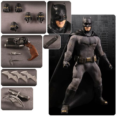 One:12 Collective Dawn of Justice Batman By Mezco