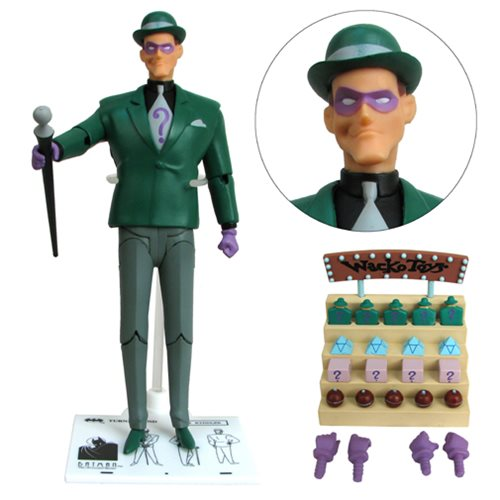 Batman: The Animated Series Riddler Action Figure