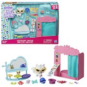 Littlest Pet Shop Flashy Photo Booth Mini-Figures Set
