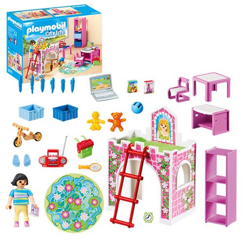 Playmobil 9270 Children's Room