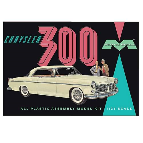 Chrysler C300 Model Kit