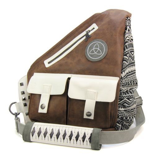 The Walking Dead Michonne Faux Leather Sling Bag