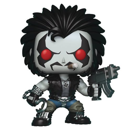 DC Comics Lobo Pop! Vinyl Figure - Previews Exclusive