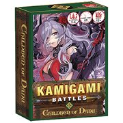 Kamigami Battles Children of Danu Deck Building Game Expansion Pack