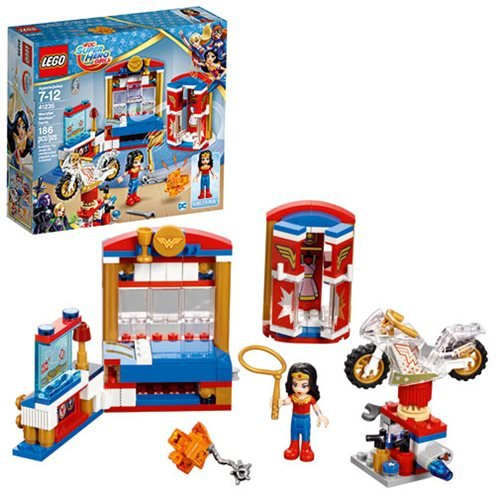 LEGO DC Comics 41235 Wonder Woman Dorm