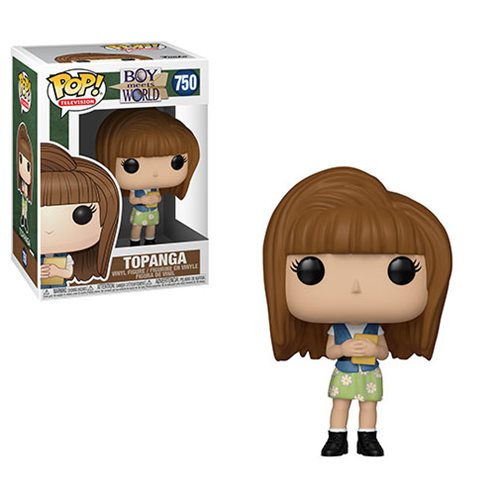 Boy Meets World Topanga Lawrence Pop! Vinyl Figure #750