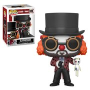 La Casa de Papel Professor O Clown Pop! Vinyl Figure