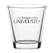 Batman: The Animated Series Gotham State University Shot Glass