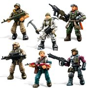 Call of Duty Mega Construx Specialists Mix 4 Mini-Fig Case