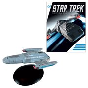 Star Trek Starships S.S. Raven Die-Cast Metal Vehicle with Collector Magazine