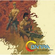 Contra Original Video Game Soundtrack LP