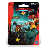 Streets Of Rage 4 Cherry Hunter Side-Scroller Pin Set