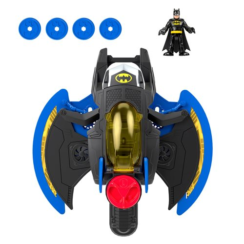 DC Super Friends Imaginext Batman Batwing Vehicle