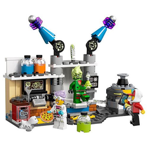 LEGO 70418 Hidden Side  J.B.'s Ghost Lab