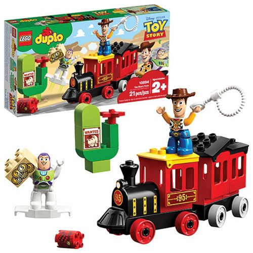 LEGO 10894 DUPLO Toy Story Train