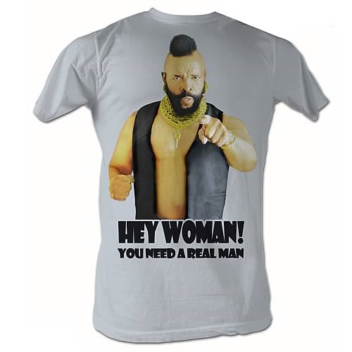 Mr. T Hey Woman T-Shirt