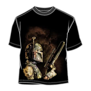 Star Wars Boba Fett The Bounty Hunter T-Shirt