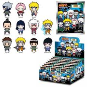 Naruto Shippuden 3-D Figural Key Chain Display Case
