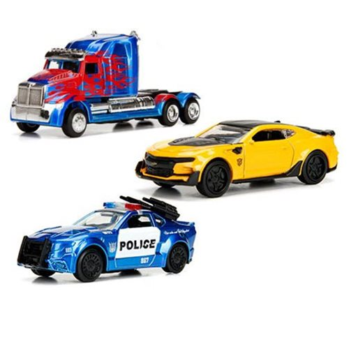 Transformers Last Knight 1:64 Vehicles Wave 2 Case