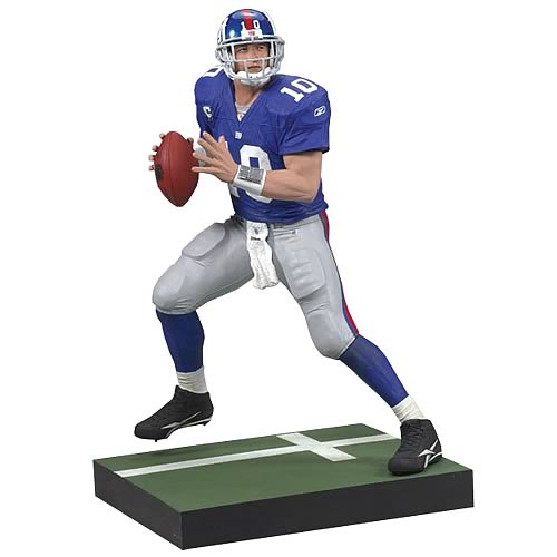 NFL Series 20 Eli Manning 3 Action Figure