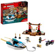 LEGO Juniors Ninjago 10755 Zane's Ninja Boat Pursuit