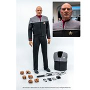 Star Trek: First Contact Captain Jean-Luc Picard 1:6 Scale Action Figure