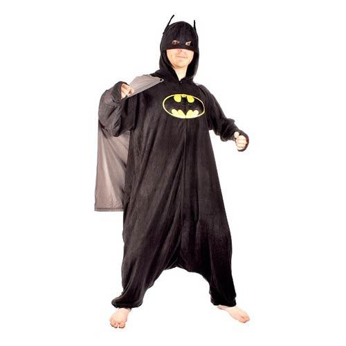 0eebbba04e9a2e Batman Kigurumi Costume