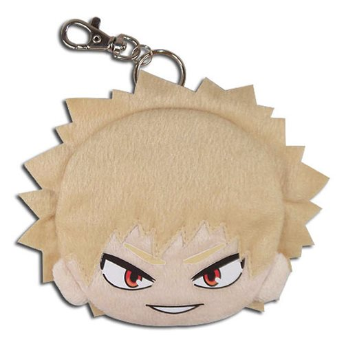My Hero Academia Katsuki Bakugo Plush Coin Purse