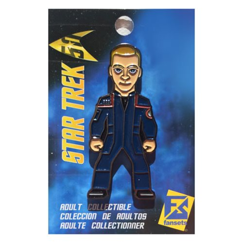 Star Trek Trip Tucker Pin