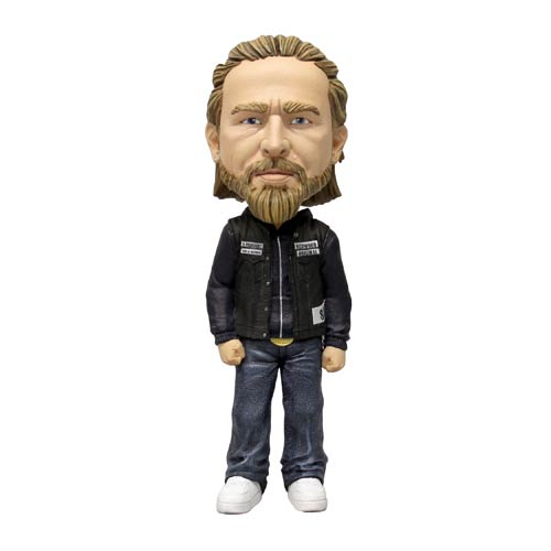 Sons of Anarchy Jax Teller 6-Inch Bobble Head, Not Mint