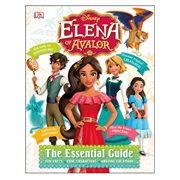 Disney Elena of Avalor The Essential Guide Hardcover Book