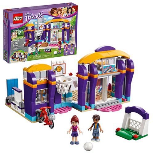 LEGO Friends 41312 Heartlake Sports Center