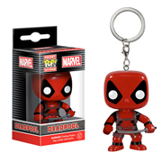 Deadpool Pop! Vinyl Figure Key Chain