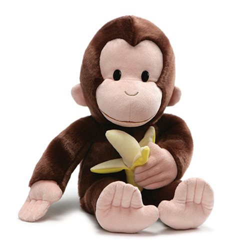Curious George Banana 20-Inch Plush