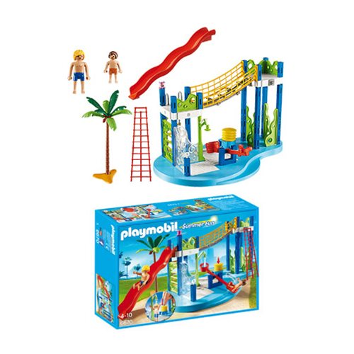 Playmobil 6670 Water Park Play Area