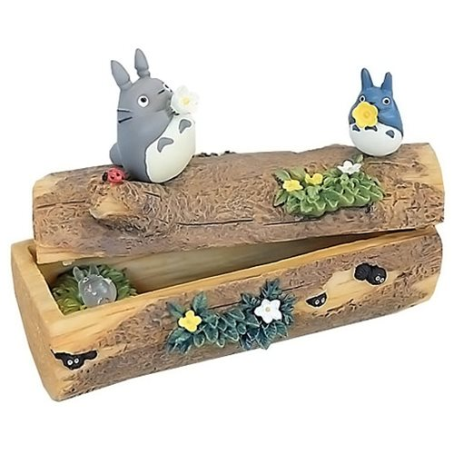 My Neighbor Totoro Flower Trumpet Accessory Box