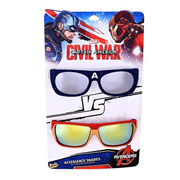 Captain America: Civil War Captain America Vs. Iron Man 2 Pack