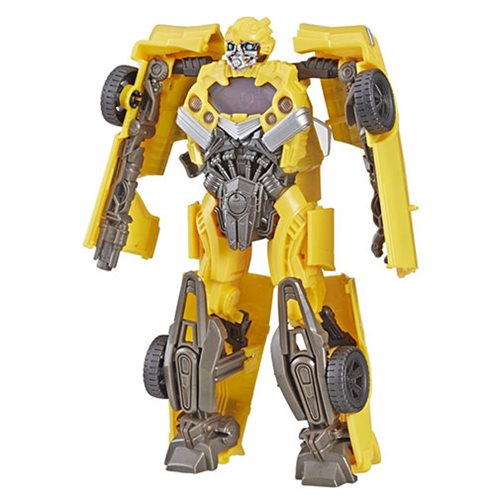 Transformers Bumblebee Mission Vision Bumblebee