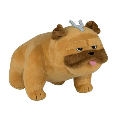 Inhumans Lockjaw Plush