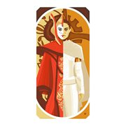 Star Wars: The Phantom Menace Queen and Senator by Danny Haas Lithograph Art Print