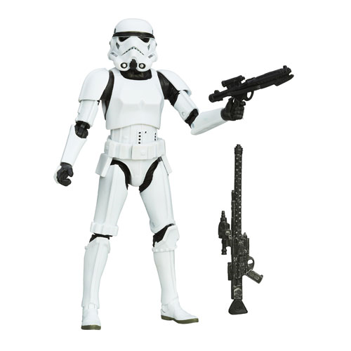 Star Wars The Black Series Stormtrooper (ANH) 6-Inch Action Figure