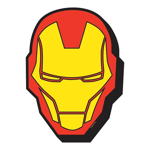 Iron Man Mask Funky Chunky Magnet