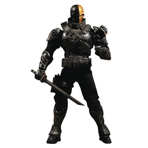 DC Comics Stealth Deathstroke One:12 Collective Action Figure - Previews Exclusive