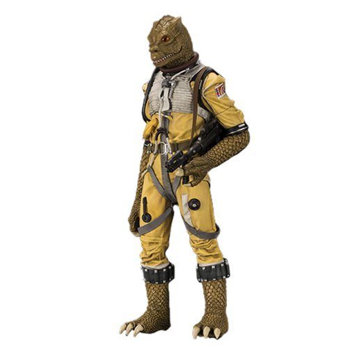 Star Wars Bossk Bounty Hunter 1:10 Scale ARTFX+ Statue